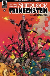 [Sherlock, Frankenstein & The Legion Of Evil #1 (Product Image)]