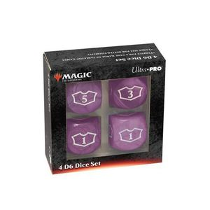 [Magic The Gathering: Deluxe Loyalty Dice: Black (Product Image)]