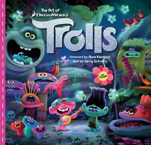 [The Art Of The Trolls (Hardcover) (Product Image)]