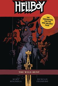 [Hellboy: The Wild Hunt (2nd Edition - Signed) (Product Image)]