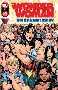 [Wonder Woman: 80th Anniversary: 100-Page Super Spectacular (Product Image)]