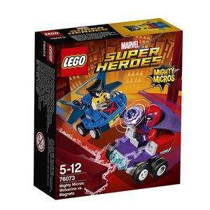 [Marvel: Lego Mighty Micros: Wolverine Vs Magneto (Product Image)]