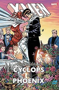 [Wedding Of Cyclops & Phoenix (Hardcover) (Product Image)]