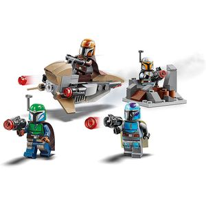 [LEGO: Star Wars: The Mandalorian: Battle Pack (Product Image)]