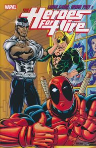 [Luke Cage, Iron Fist & Heroes For Hire: Volume 2 (Product Image)]