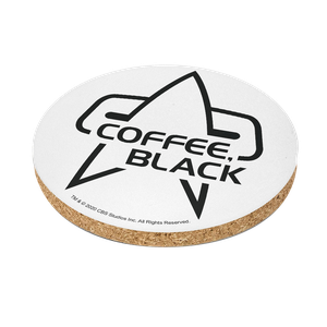 [Star Trek: Voyager: The 55 Collection: Coaster: Coffee, Black (Product Image)]