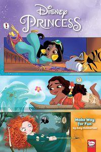 [Disney Princess: Make Way For Fun (Product Image)]