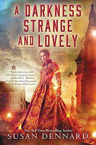 [Something Strange & Deadly Trilogy: Book 2: Darkness Strange & Lovely (Product Image)]