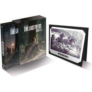 [Art Of The Last Of Us II (Deluxe Edition Hardcover) (Product Image)]