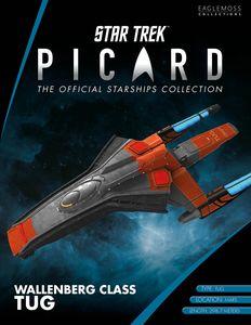 [Star Trek Universe Starships #7: Starfleet Wallenberg Tug (Product Image)]