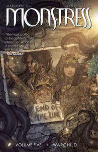 [Monstress: Volume 5 (Product Image)]