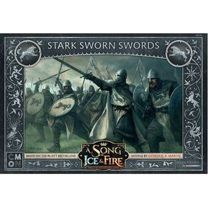 [A Song Of Ice And Fire: Expansion: Stark Sworn Swords (Product Image)]