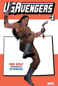 [Now U.S. Avengers #1 (Wyoming State - Reis Variant) (Product Image)]