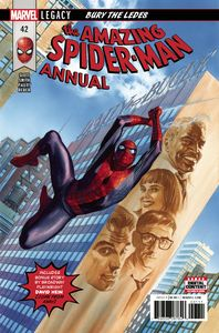 [Amazing Spider-Man: Annual #42 (Legacy) (Product Image)]