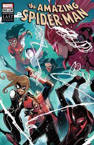 [Amazing Spider-Man #50 (LR Vicentini Variant) (Product Image)]