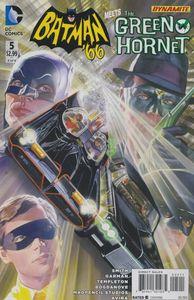[Batman '66 Meets Green Hornet #5 (Product Image)]