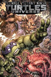 [Teenage Mutant Ninja Turtles: Universe: Volume 5: Coming Doom (Product Image)]