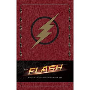 [The Flash: Ruled Journal (Hardcover) (Product Image)]