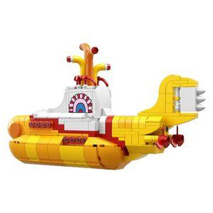 [Beatles: Lego: Yellow Submarine (Product Image)]