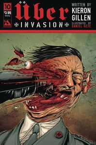 [Uber: Invasion #10 (Blitzkreig Cover) (Product Image)]