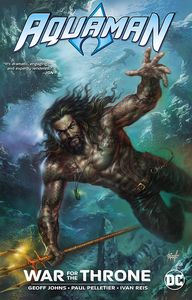 [Aquaman: War For The Throne (New Edition) (Product Image)]