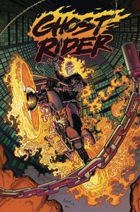 [Ghost Rider: Volume 1: King Of Hell (Product Image)]