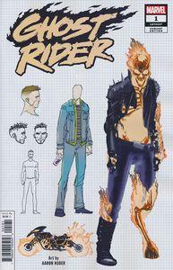 [Ghost Rider #1 (Kuder Design Variant) (Product Image)]