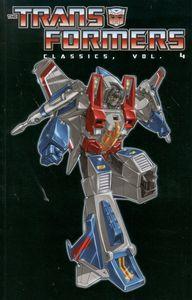 [Transformers Classics: Volume 4 (Product Image)]
