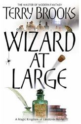 [The Magic Kingdom Of Landover: Book 3: Wizard At Large (Product Image)]