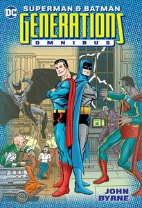 [Superman & Batman: Generations: Omnibus (Hardcover) (Product Image)]