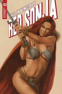 [Invincible Red Sonja #2 (Cover C Celina) (Product Image)]