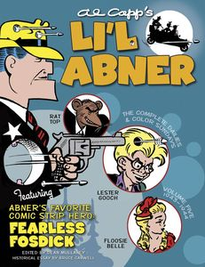[Li'l Abner: Volume 5 (Hardcover) (Product Image)]
