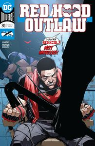 [Red Hood: Outlaw #30 (Product Image)]