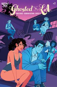[Ghosted In LA #2 (Cover A Main Keenan) (Product Image)]