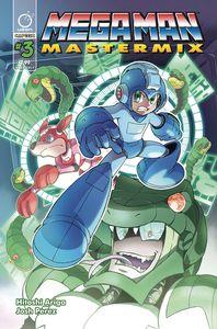 [Mega: Man Mastermix #3 (Cover A Ariga) (Product Image)]