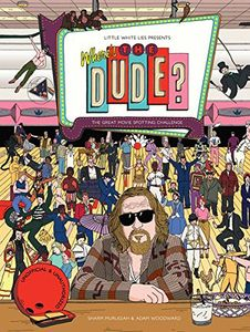 [Wheres The Dude?: The Great Movie Spotting Challenge (Hardcover) (Product Image)]