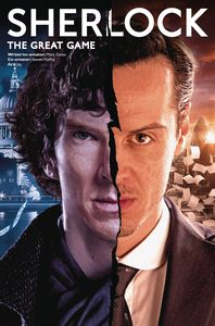 [Sherlock: The Great Game #6 (Cover B Photo) (Product Image)]