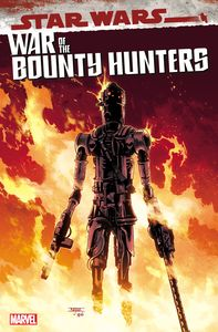 [Star Wars: War Of The Bounty Hunters: IG-88 #1 (Product Image)]