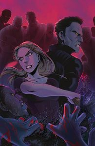 [Buffy The Vampire Slayer #16 (Cover C Taylor Fire Variant) (Product Image)]