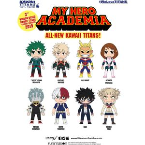 [My Hero Academia: TITANS: My Hero Academia Collection (Kawaii Complete Display) (Product Image)]