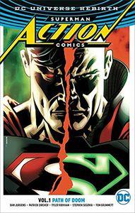[Superman: Action Comics: Volume 1: Path Of Doom (Rebirth) (Product Image)]