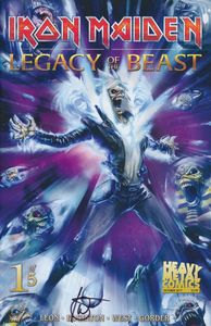 [Iron Maiden: Legacy Of The Beast #1 (Cover A Casas - Signed Edition) (Product Image)]