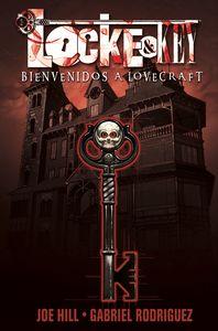 [Locke & Key: Volume 1: Bienvenidos A Lovecraft (Spanish Edition) (Product Image)]