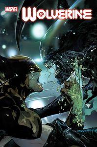 [Wolverine #9 (Silva Marvel Vs Alien Variant) (Product Image)]