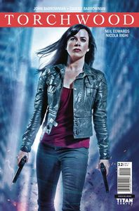 [Torchwood: The Culling #2 (Cover B Photo) (Product Image)]