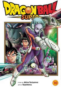 [Dragon Ball Super: Volume 10 (Product Image)]