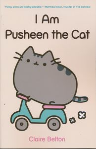 [I Am Pusheen The Cat (Product Image)]