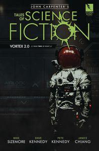 [John Carpenter's Tales Science Fiction: Vortex: 2 #2 (Product Image)]