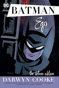 [Batman: Ego & Other Tails (Deluxe Edition Hardcover) (Product Image)]