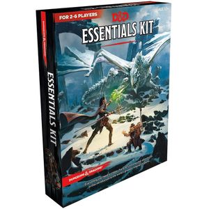 [Dungeons & Dragons: Essentials Kit (Product Image)]